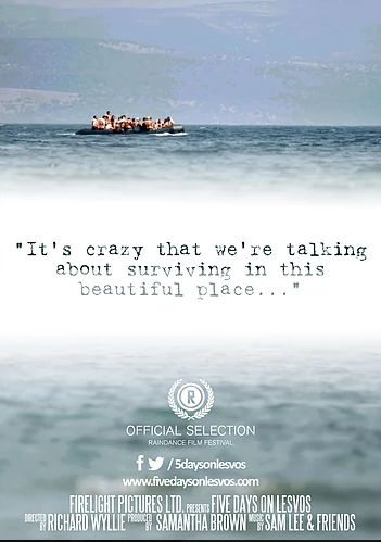 Quote from Five Days on Lesvos documentary film