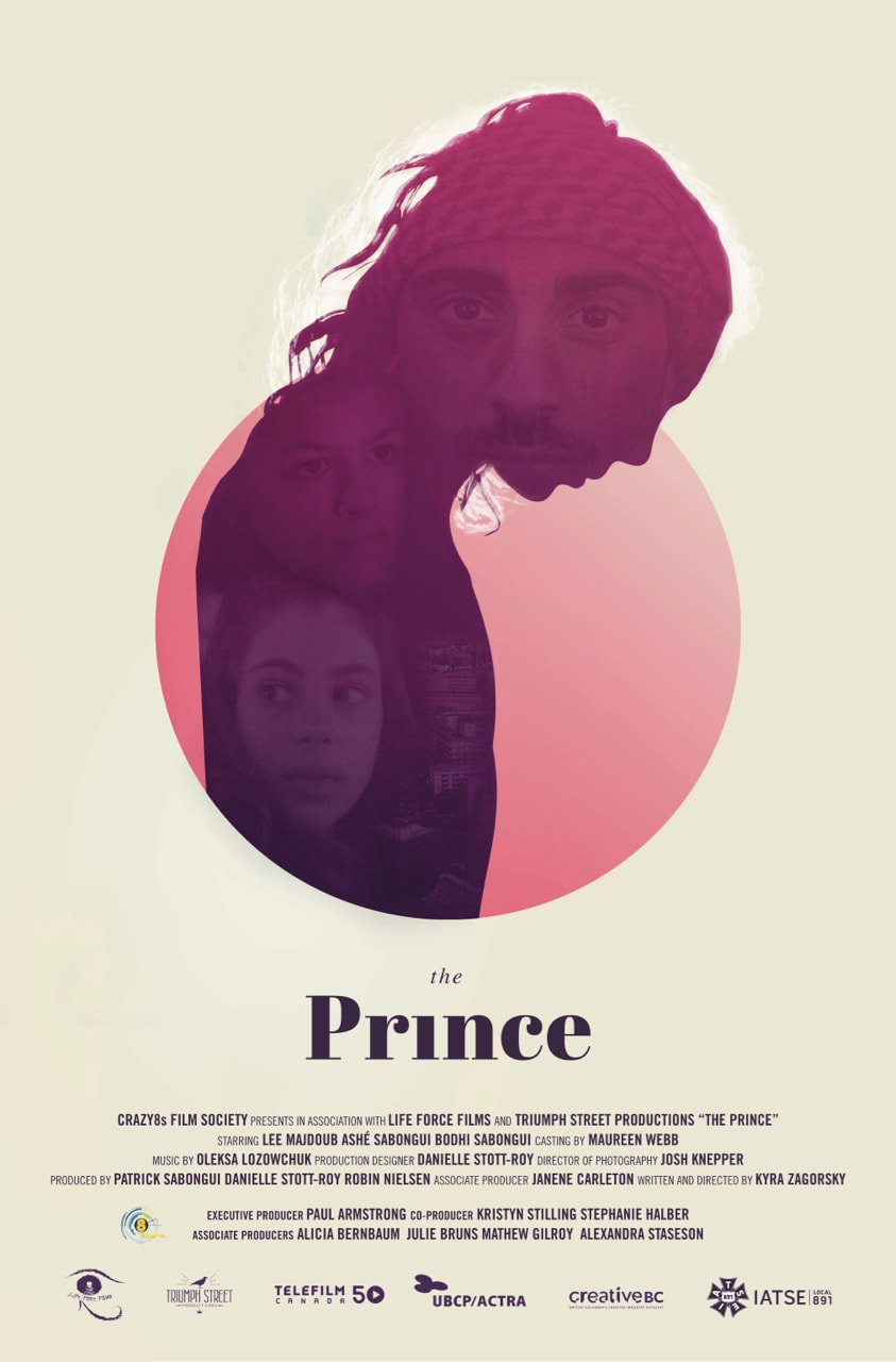 The Prince short film poster