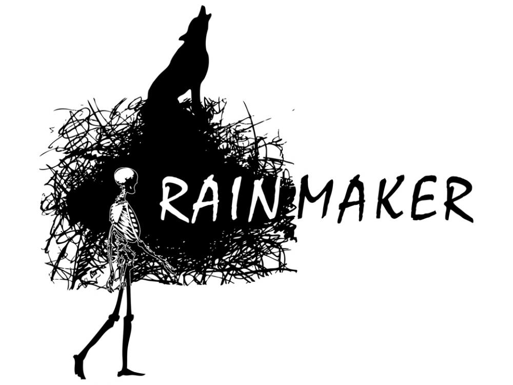 Rainmaker logo indie film