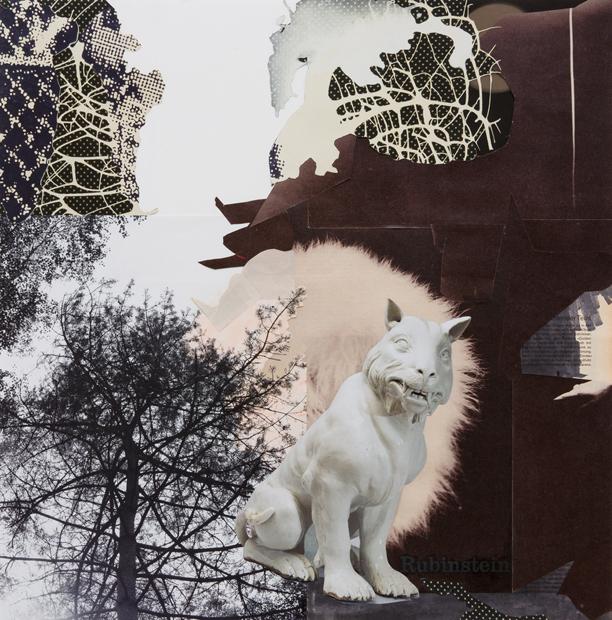 Guardian, 2012, 46 x 46 cm