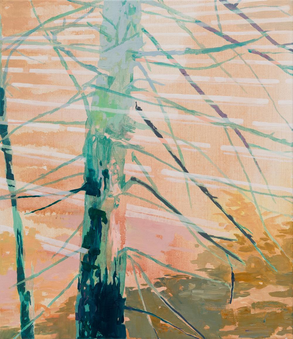 Flash, 2012, 70 x 60 cm, oil on canvas