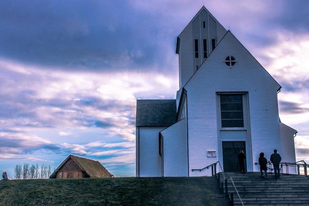 Skaholt Church
