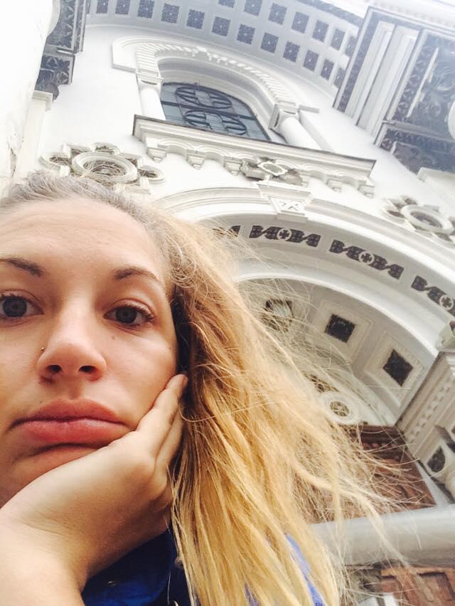 Lithuanian selfies circa 2014