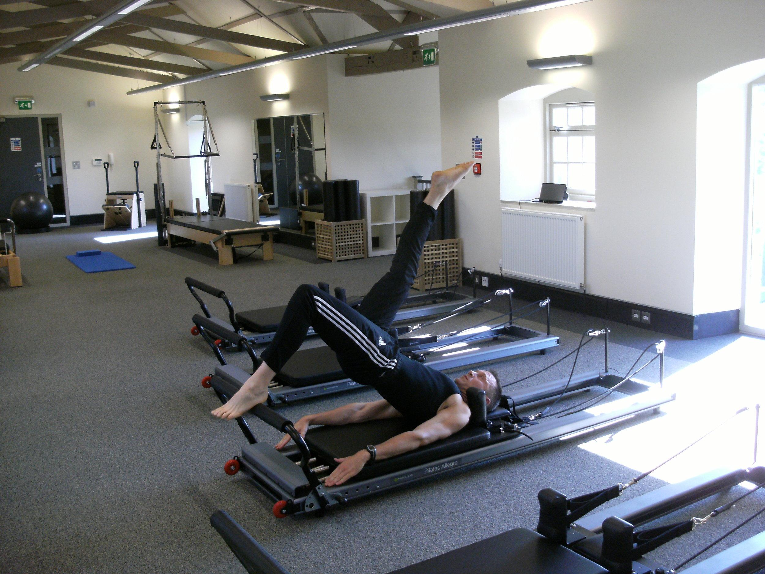 Adrian Pilates Exercises 006