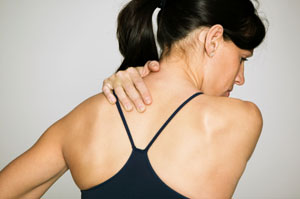 shoulder tension