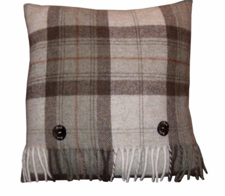 Check Cushion £44