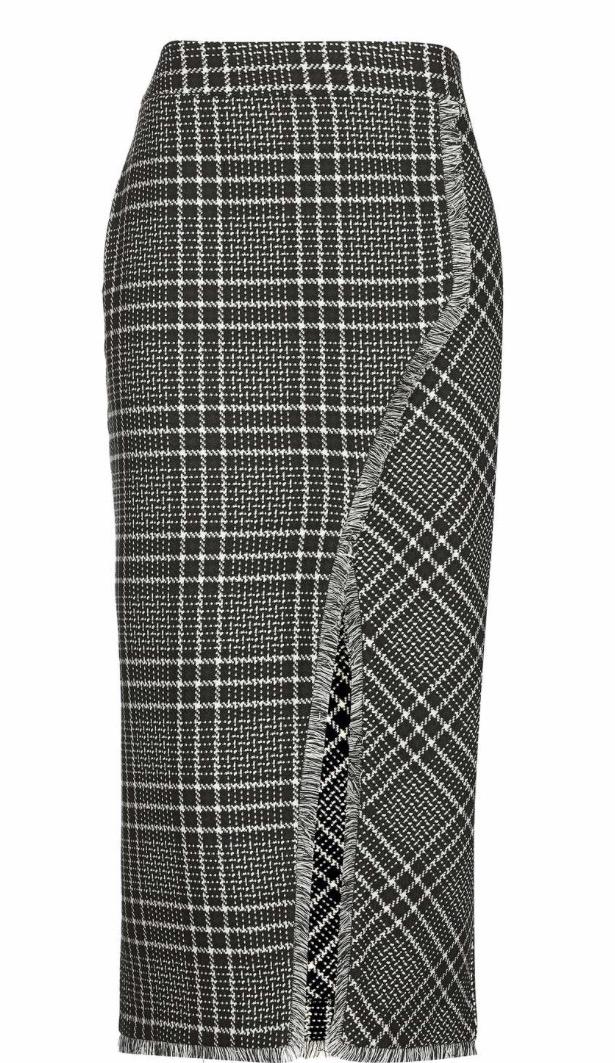 Check Skirt £46