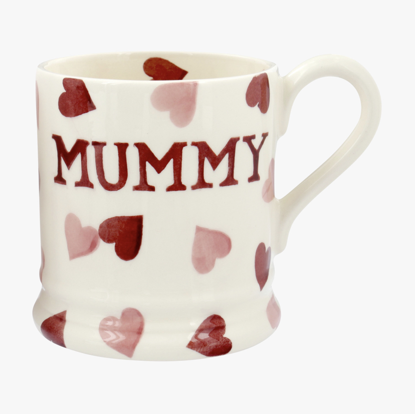 Mummy Hearts Mug- NOW £9.95