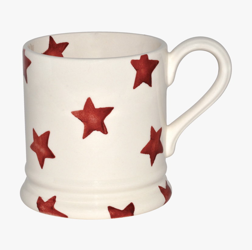Red Star Mug NOW £11.95