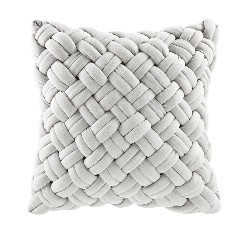 Grey Woven Cushion £45.98