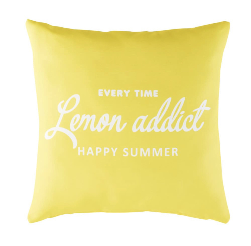 Yellow Outdoor Cushion £18.38
