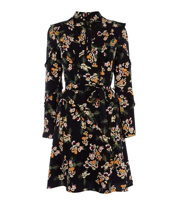 Floral Ruffled Mini £199