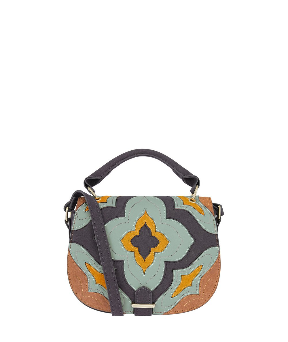 Accessorize Patchwork Saddle £37