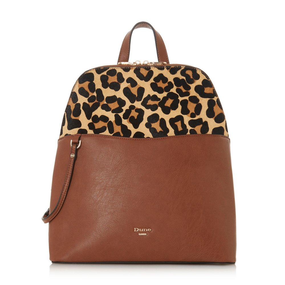 Dune Animal Print Pocket £87