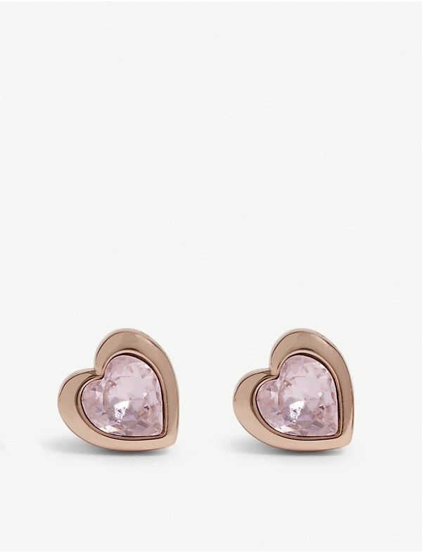 Ted Baker Heart Earrings £29