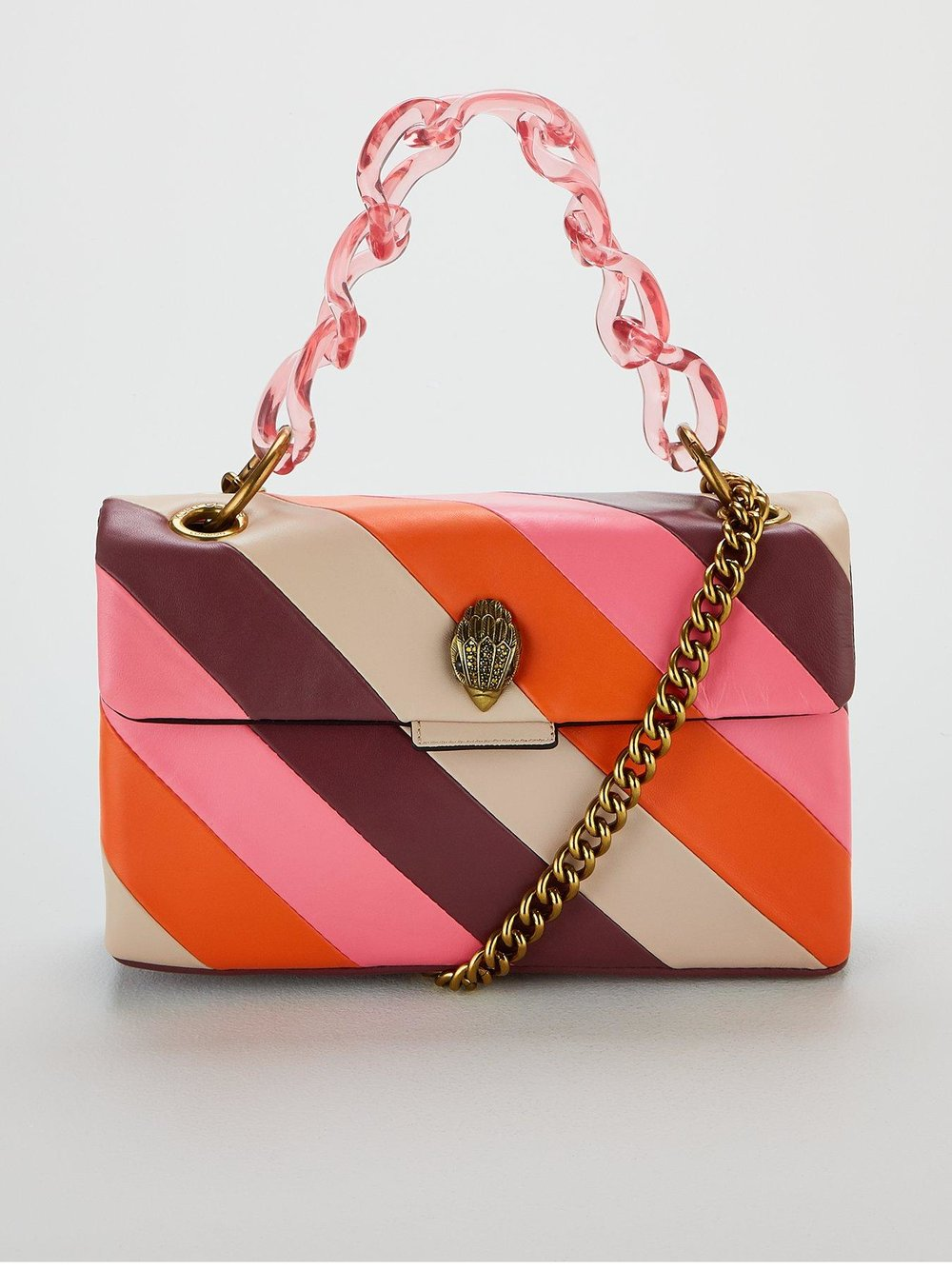 Kurt Geiger Stripe Chain Bag £245