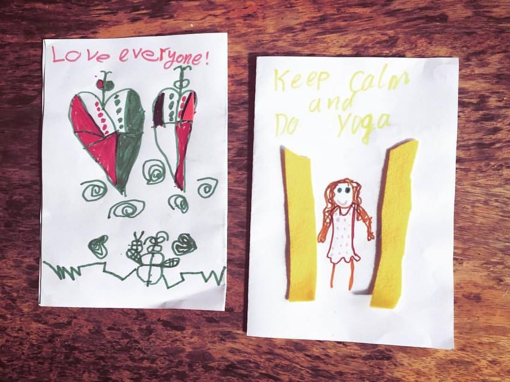 kids yoga, yoga class, children yoga