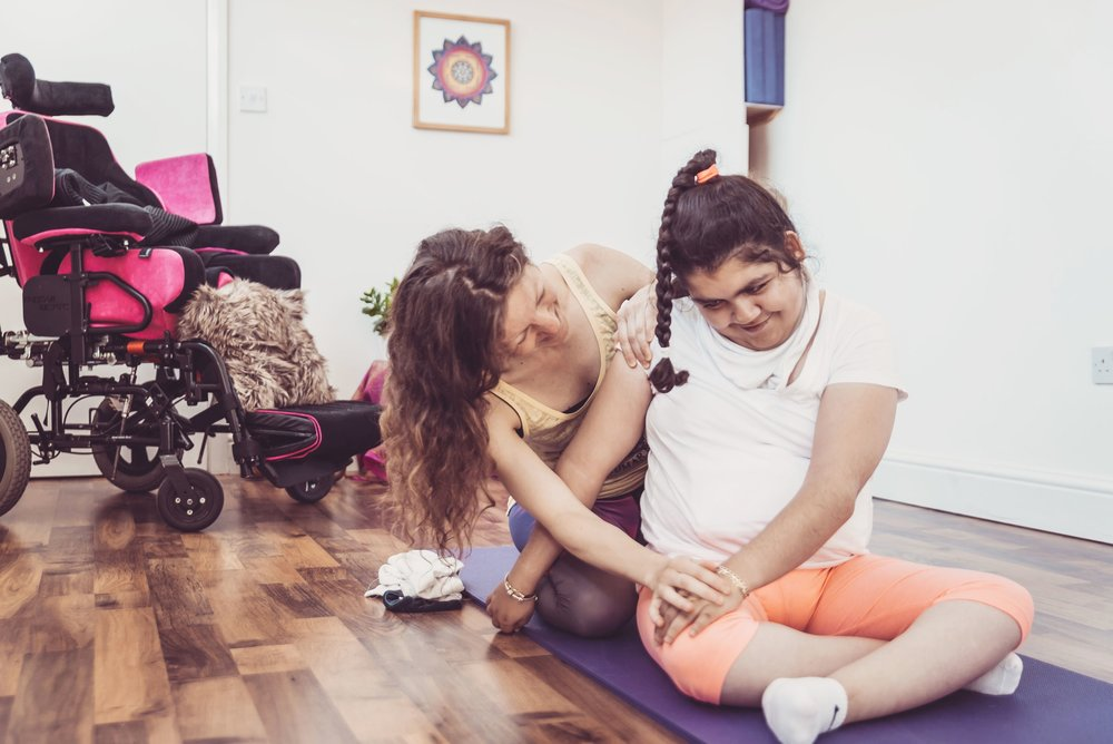 Special Needs yoga, Yoga for special needs, Autism, downs syndrome, SP, SEN, Special Yoga, Yoga therapy
