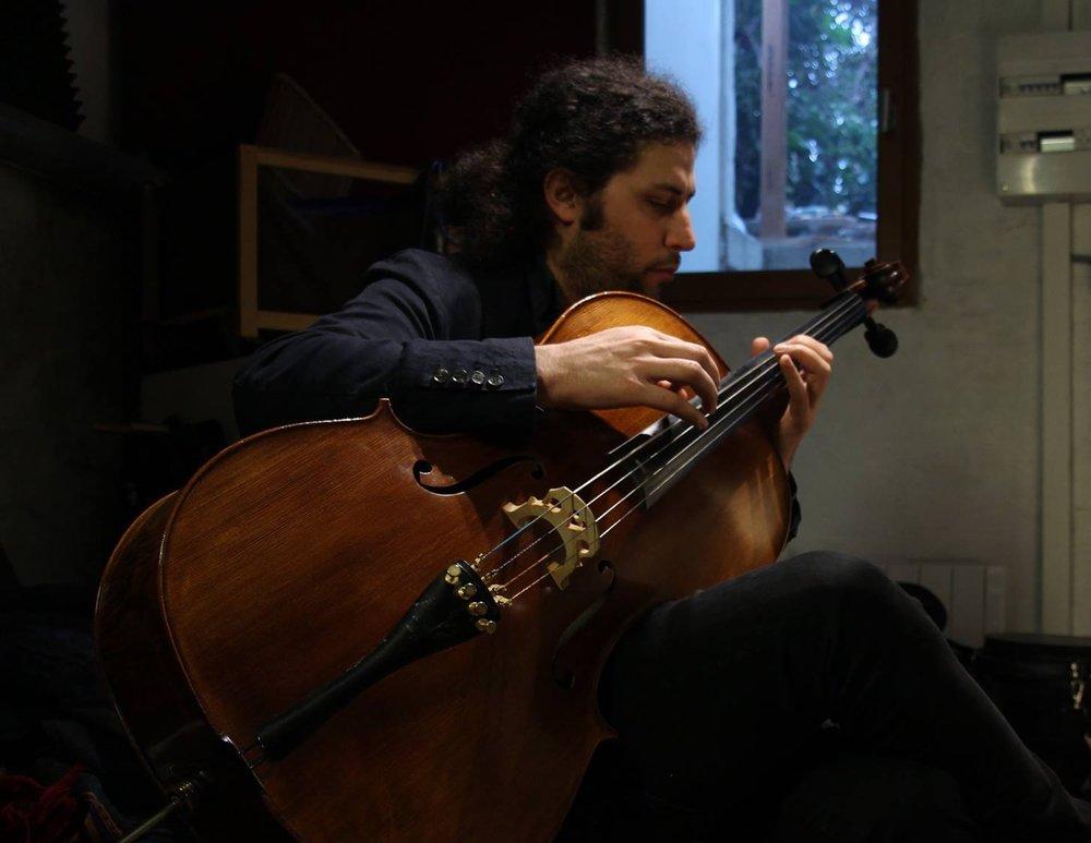 Vedat Allak (Kurdistan): Violoncelle & Saz