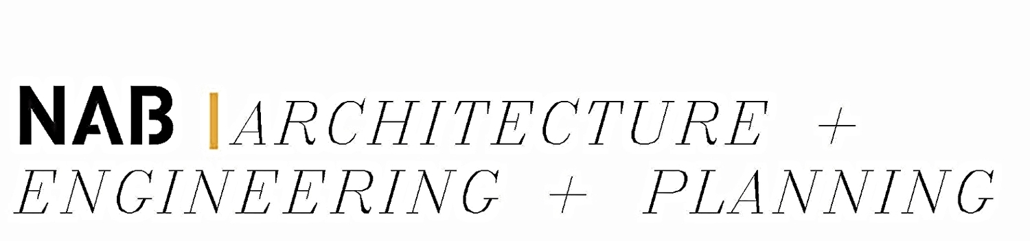 NAB | ARCHITECTURE + ENGINEERING + PLANNING