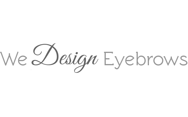 We Design Eyebrows