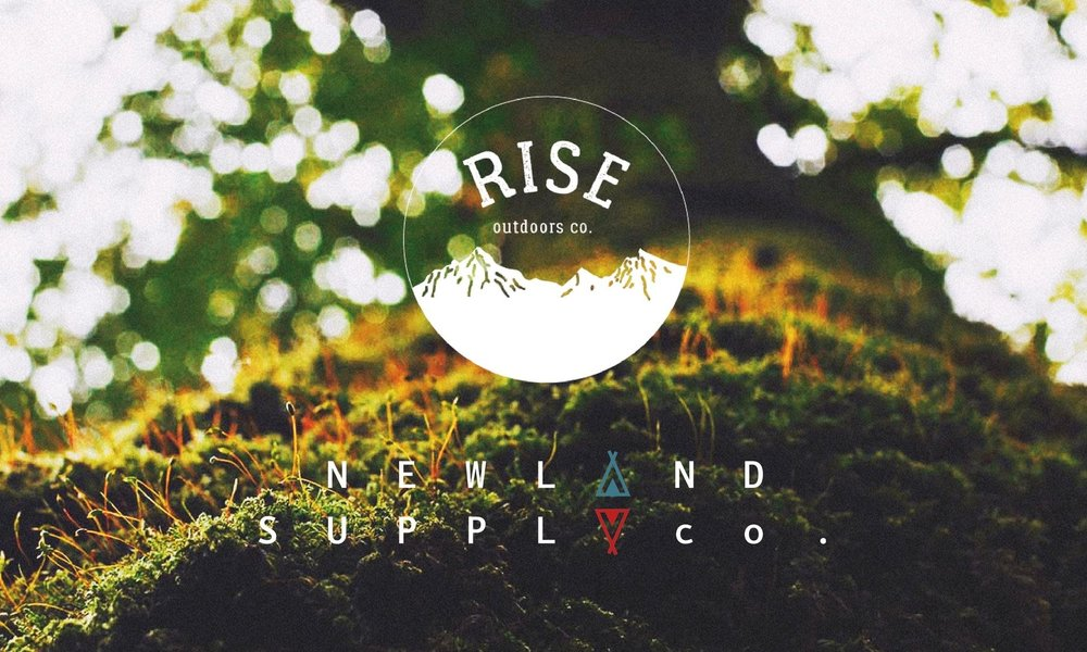 NEWLAND SUPPLY CO & RISE OUTDOORS  We're very excited to announce that we're now working with the lovely  Rise Outdoors.  Started by Jack & Amelia Steele, a brother and sister with a shared love for the outdoors, adventure and quality gear.    FIND OUT MORE
