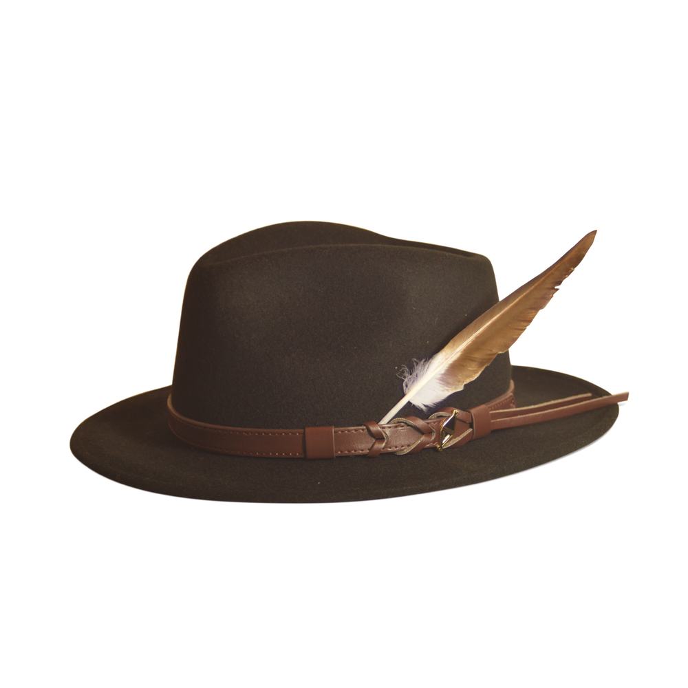 "Fedora hat, Newland x Mojak ""The Wild"""