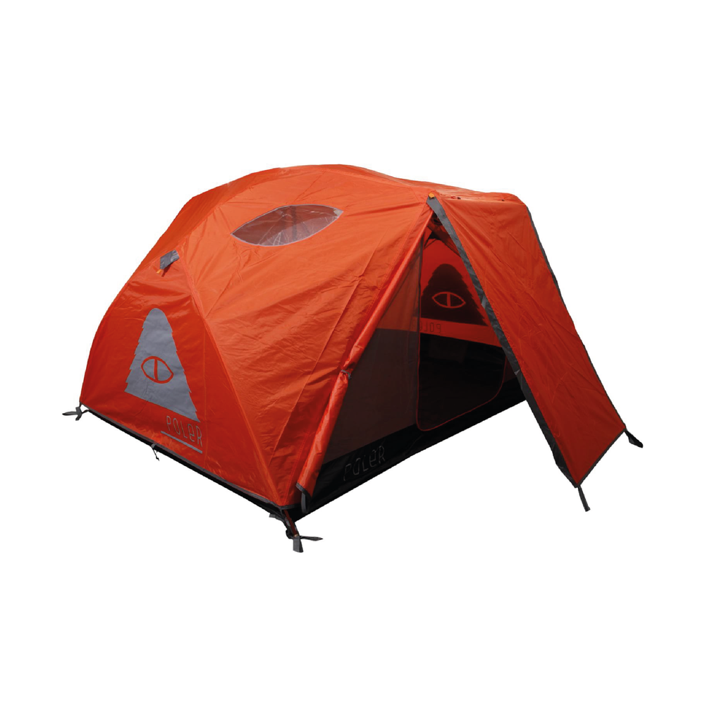 2 PERSON TENT    By  Poler Stuff     A lightweight, stylish 2 person tent for those weekend excursions.    SHOP NOW          £190