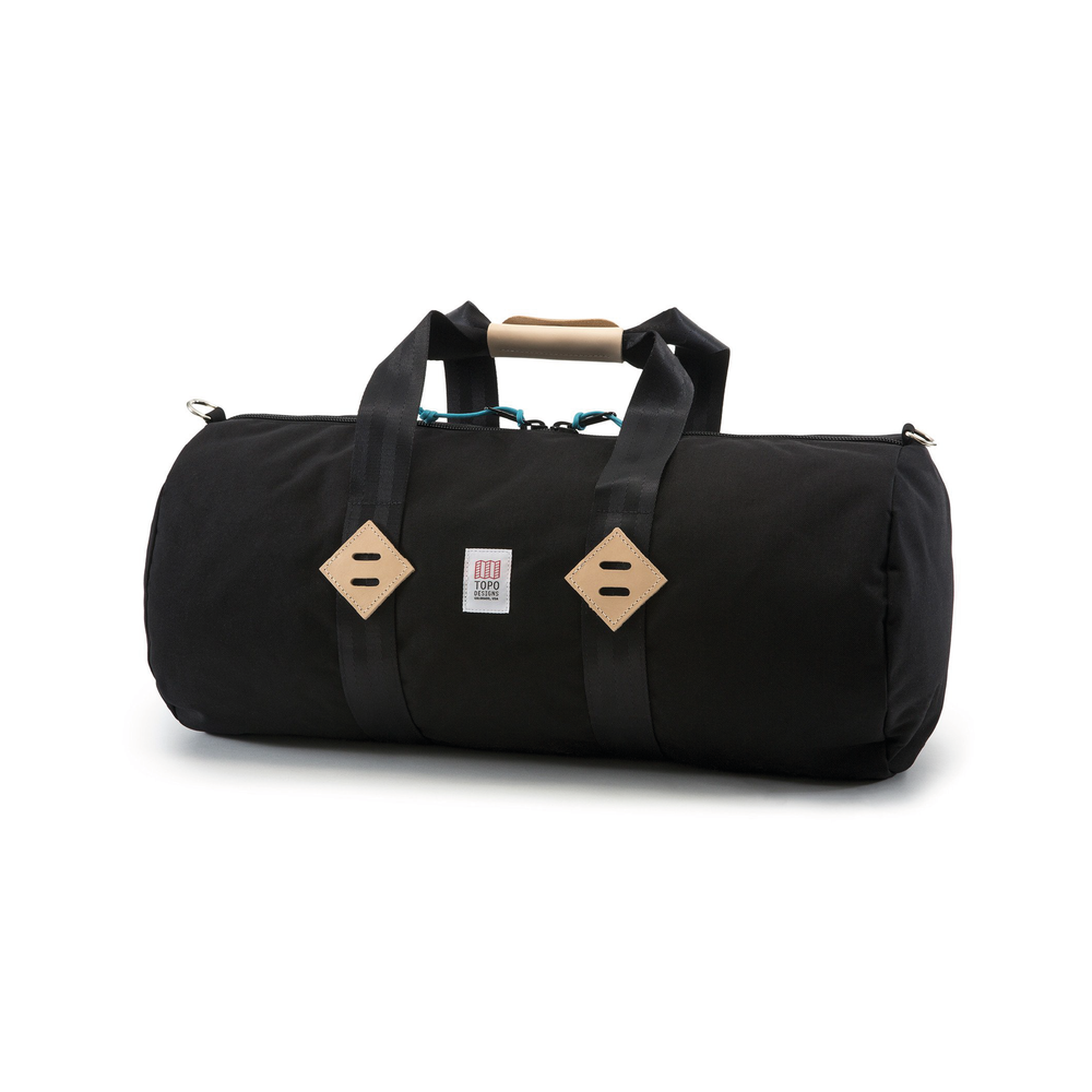 CLASSIC DUFFEL    By  Topo Designs     The classic duffle that'll stand up to the abuse of airport baggage handlers, pack mules, and whatever else you want to throw at it.    SHOP NOW          £120   SOLD OUT