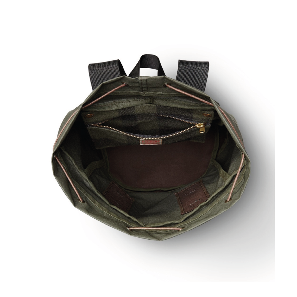 Green Filson Daypack Open-01.png