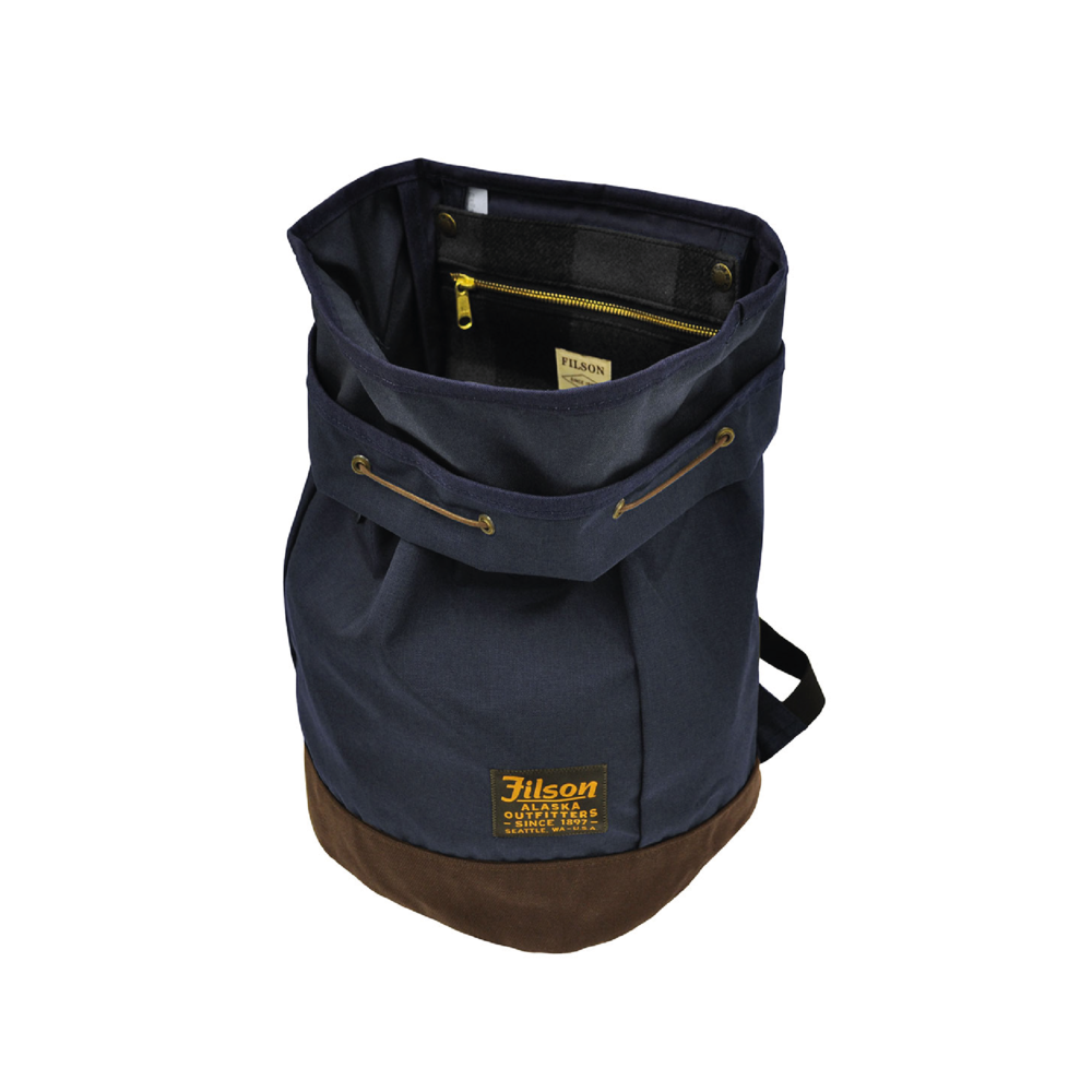 Navy Filson Daypack Open 2-01.png
