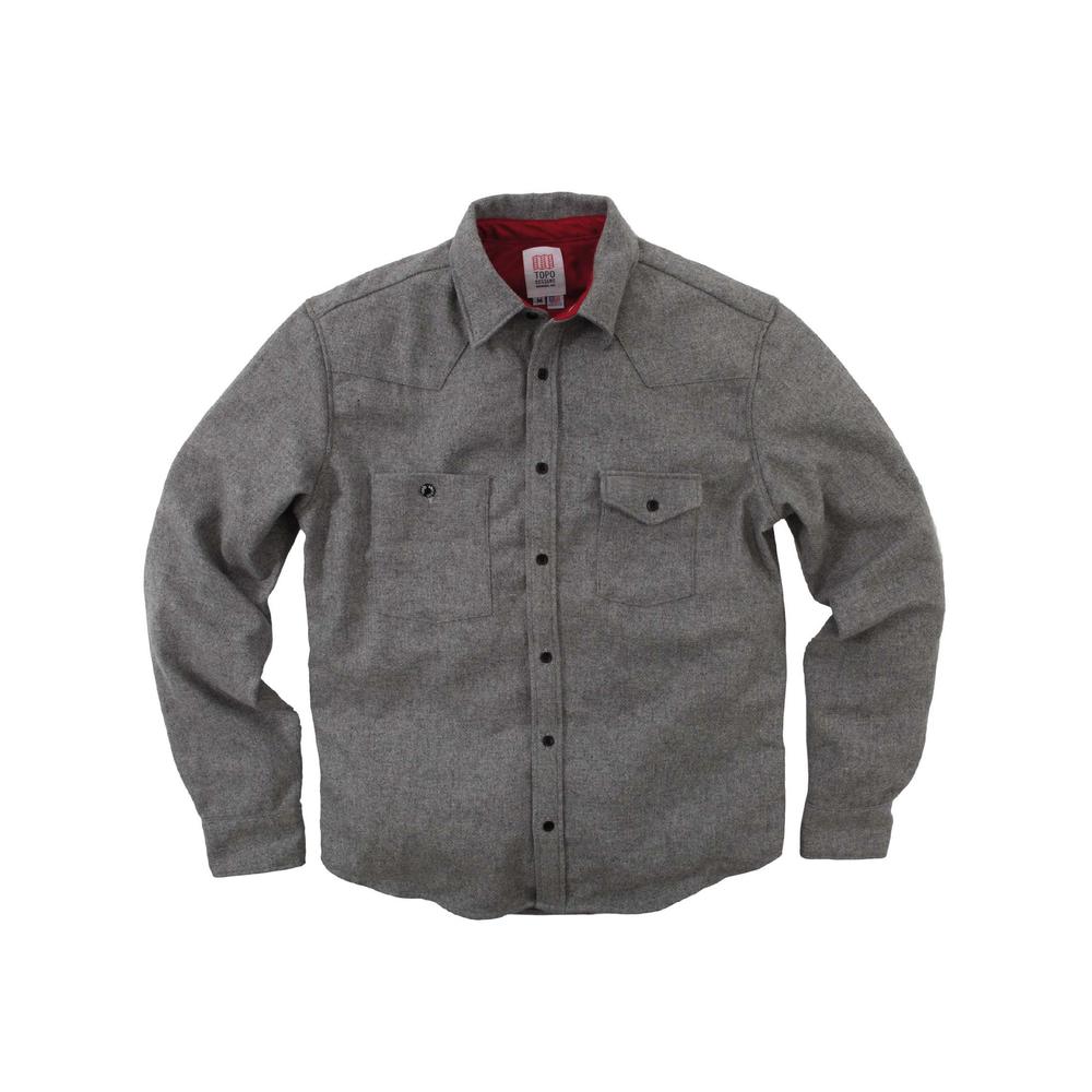 Topo Work Shirt Grey.png