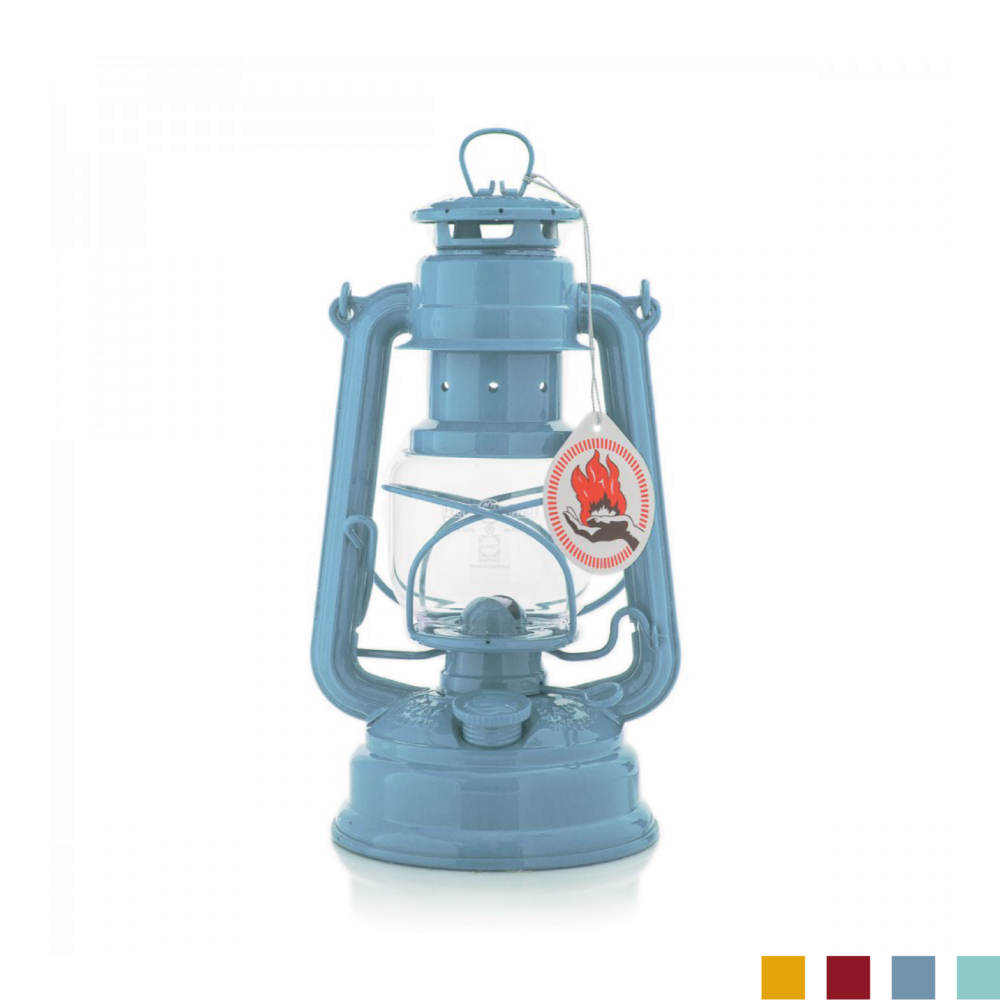 STORM LANTERN    By  Feuerhand     The perfect paraffin lantern to light up your campsite.    SHOP NOW          £30