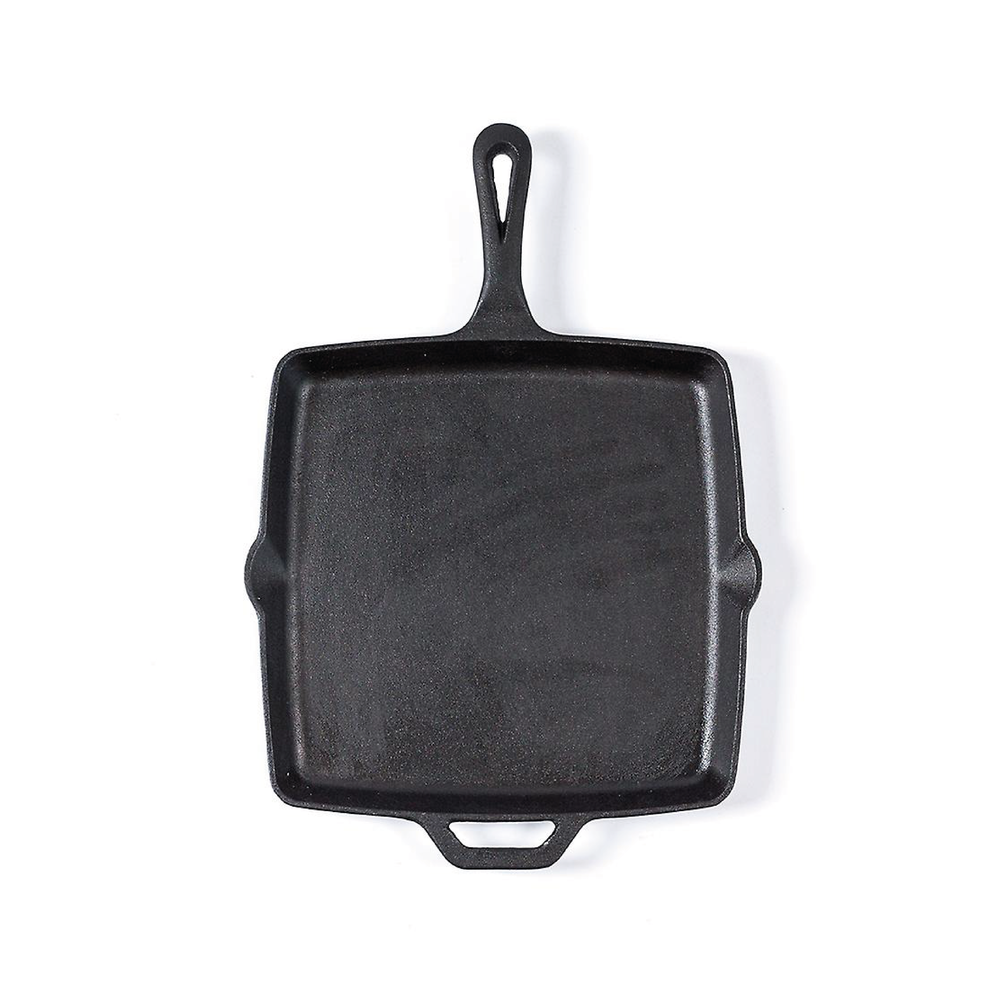 CAST IRON SKILLET    By  Poler Stuff     The perfect companion for campfire cooking.   SHOP NOW         £40