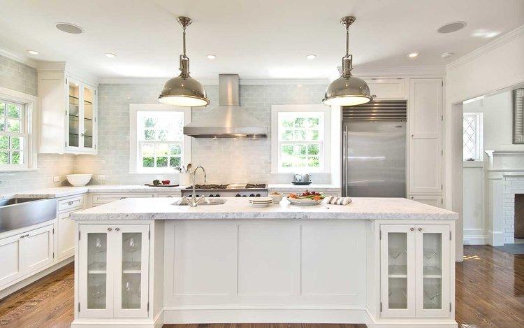 Southampton Gourmet Chefs Kitchen I Hampton Design — Hampton Design