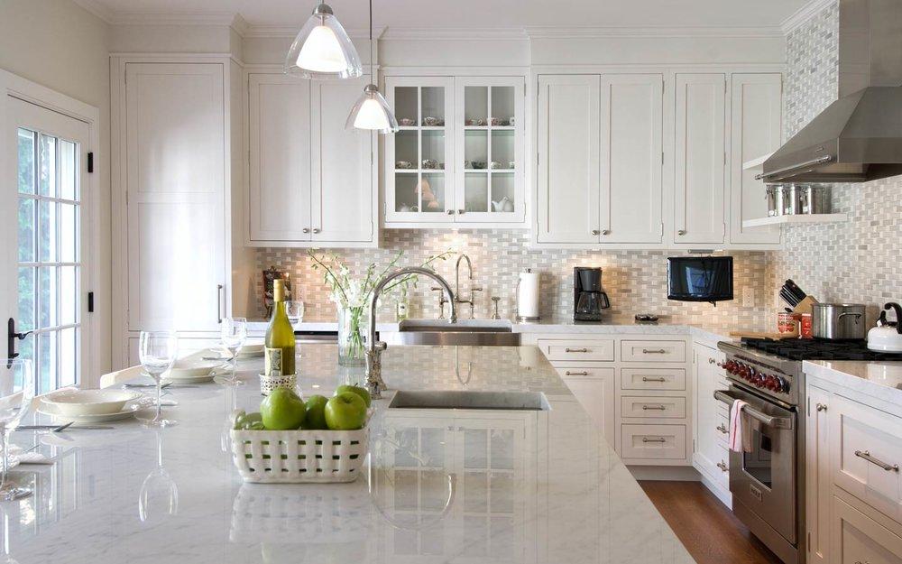 Designer Kitchens East: Hamptons Interior Designer