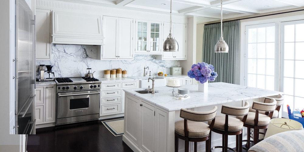 Hampton Design Projects  Hamptons Interior Designer   -> Kuchnia New Hampton