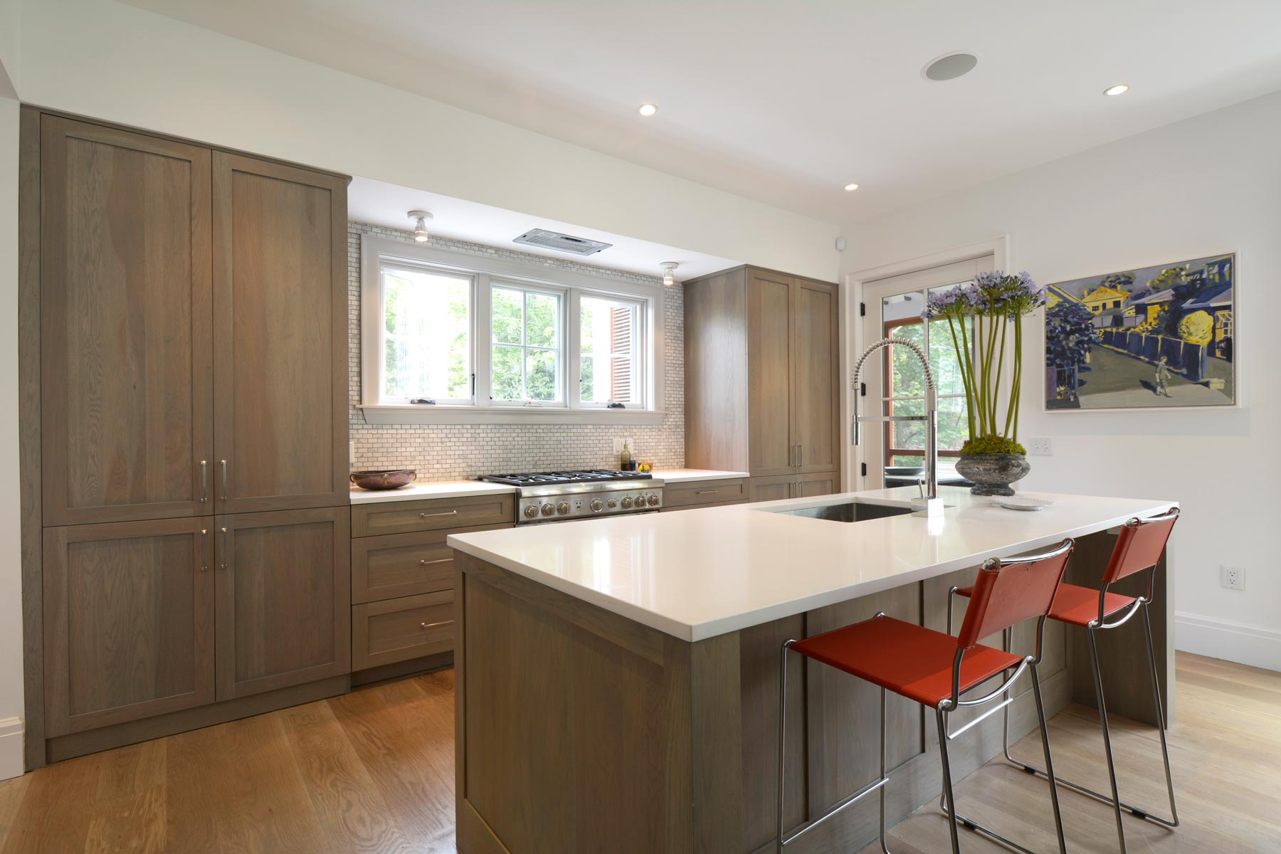Hampton Design - Hamptons kitchen design
