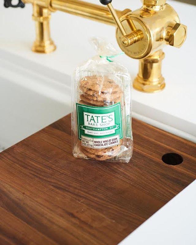 Tuesdays are for Tate's 😊 @tatesbakeshop