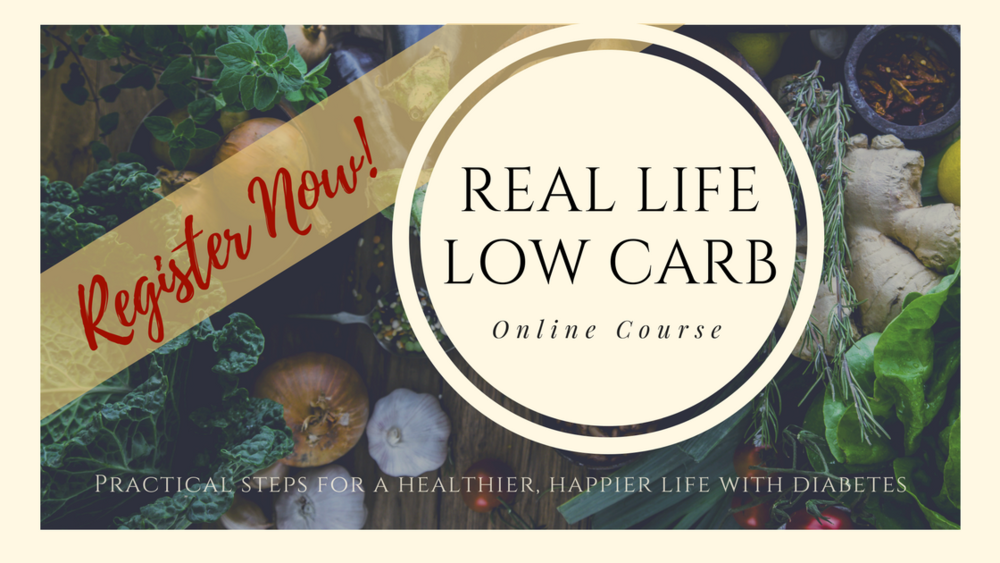 Real Life Low Carb Course