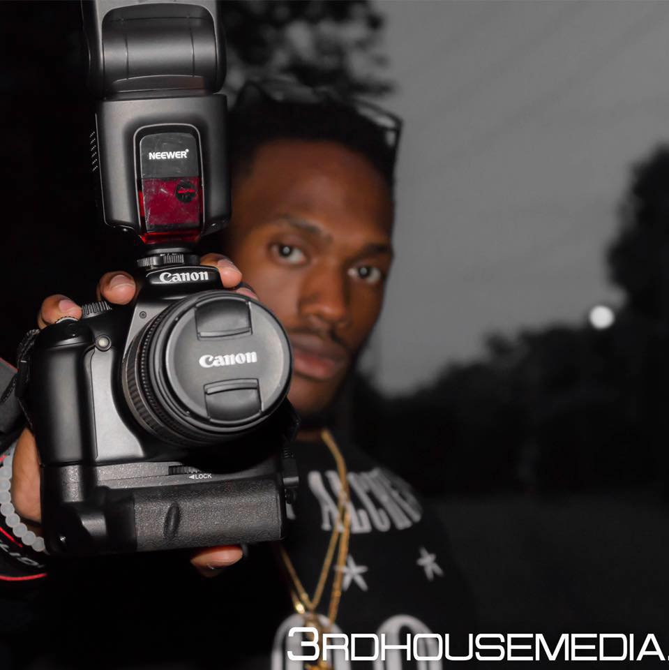Jermaine Jarrett the drive -Jermaine Jarrett, a photography who was born & raised New York was the last member of 3rdhousemedia to join his brothers. Currently residing in Coral Springs Florida, he took the opportunity to specialize in event photography. Being in sunny south Florida he has the opportunity to catch amazing southern shots. With beautiful beaches & amazing scenery, it's always a once in a lifetime shoot for everyone he works with. Jermaine take his time to get beautiful shot everywhere he goes. The Florida lead Photographer. Specialties:Event Photography, Event Videography, Links to work: Building the portfolio - Events -Weddings