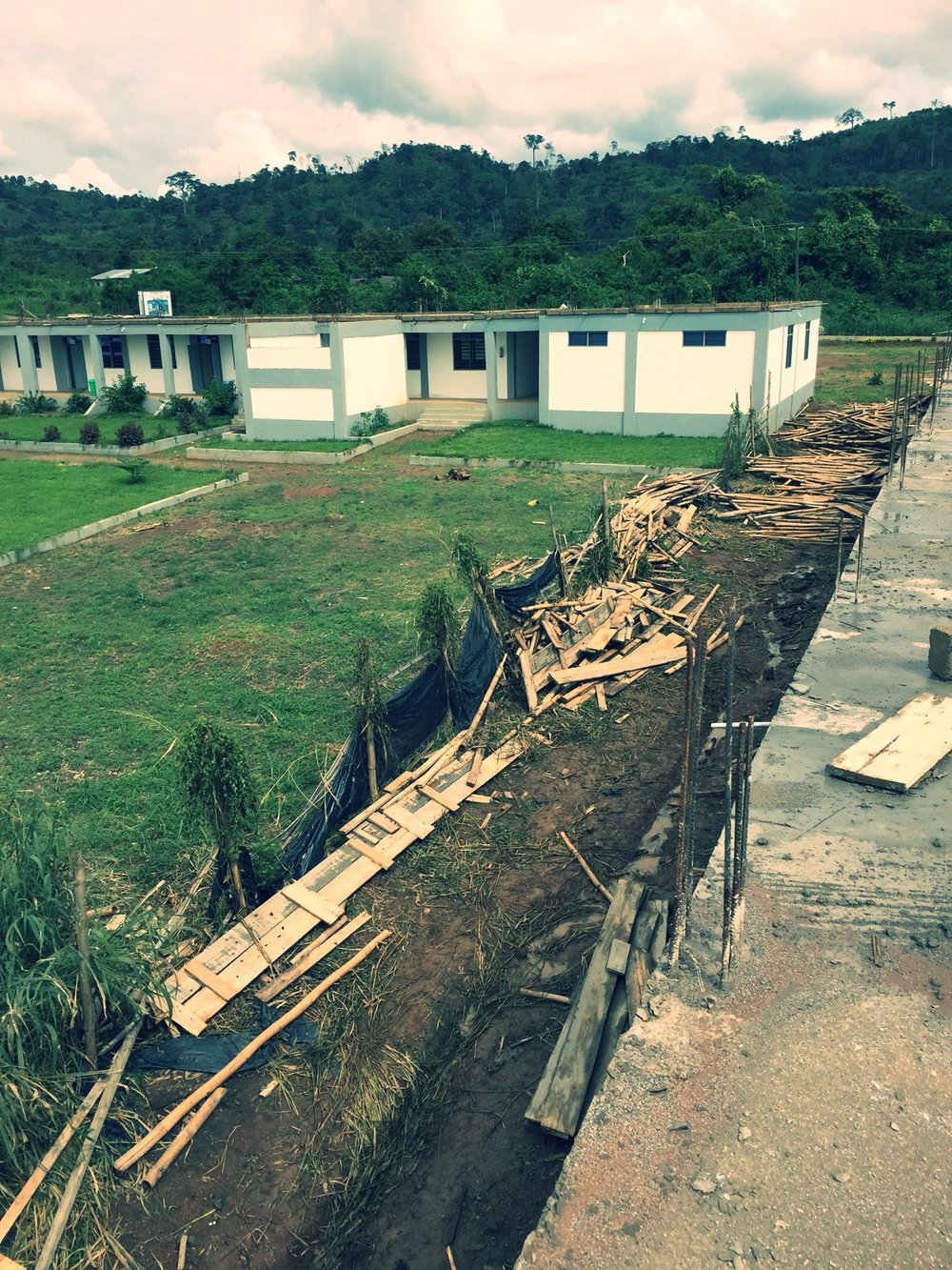View of phase 1 form topf of phase 2 (June 2017).JPG