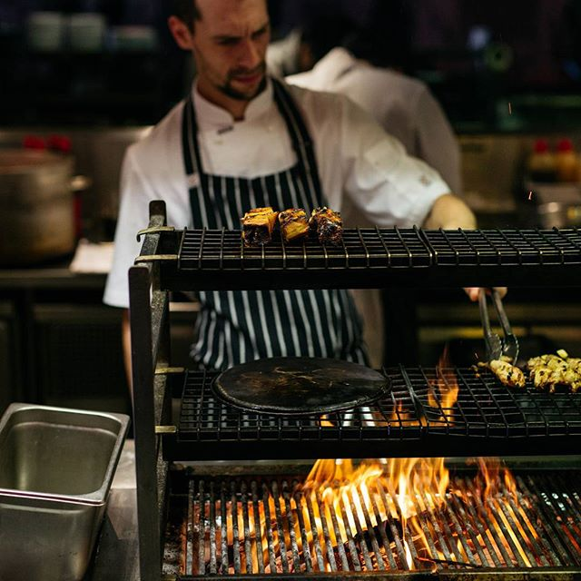 Our kitchen's hot 6 days a week. Why not come in and get your weekly fix tonight?