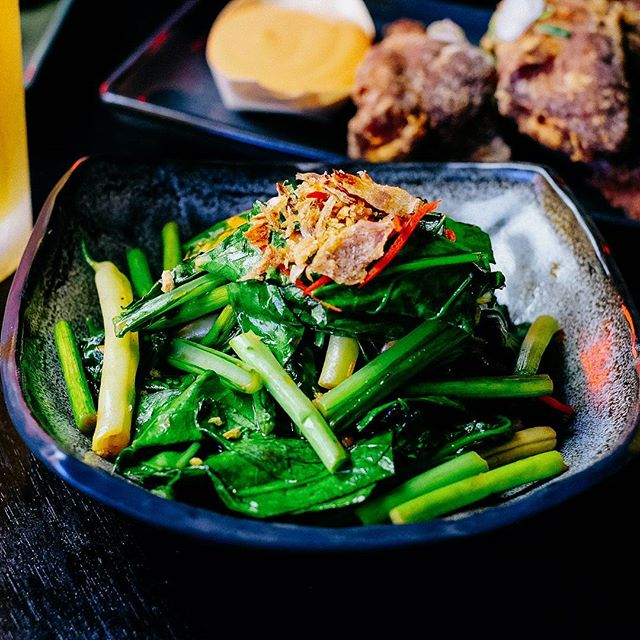 Big weekend? Alkalise your body with our Morning Glory. The ultimate hangover cure next to our fried chicken.