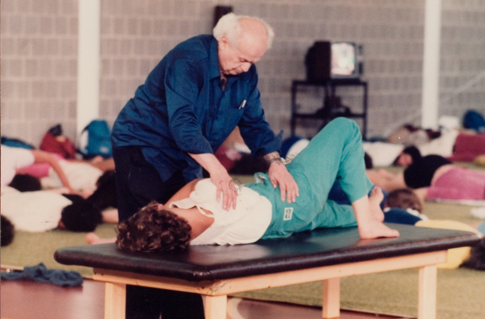 © International  Feldenkrais®  Federation Archive