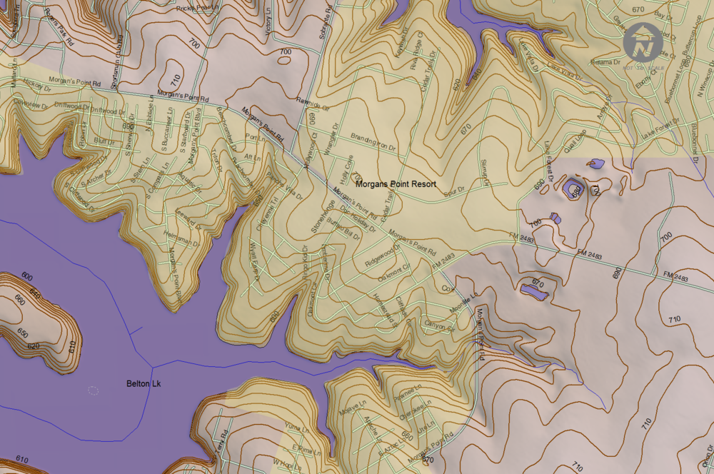 Digital Terrain Models