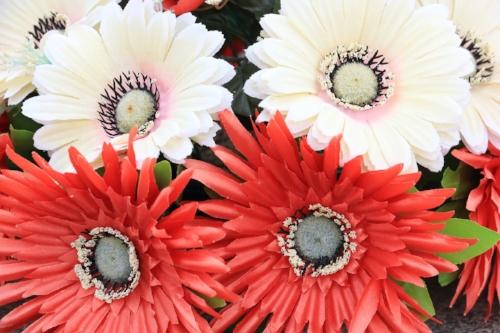 Funding for lifelike flowers