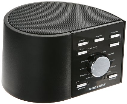 Sound of Sleep Machine at Amazon.com