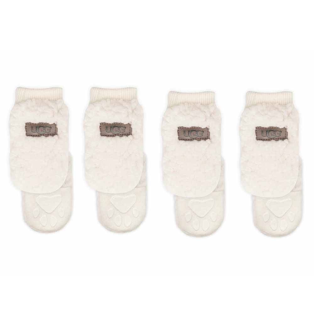 Ugg Sherpa Dog Booties