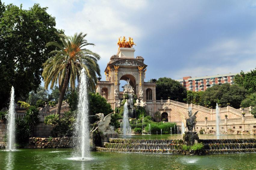"4p.m. : Parc de la Ciutadella ""I'll always love this vibrant corner of Barcelona."" Passeig de Picasso, 21;   M: Arc de Triomf"